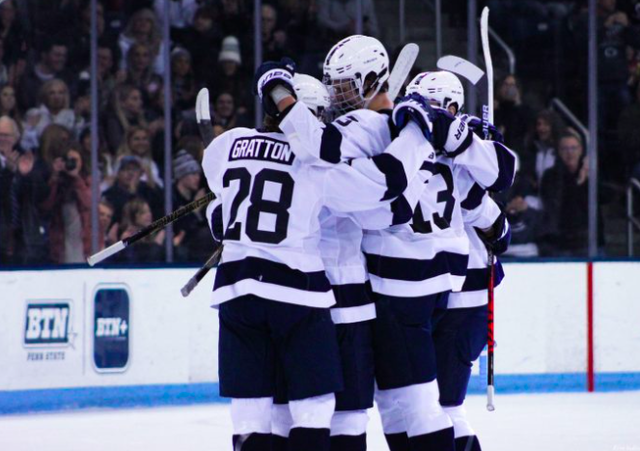 Penn State Hockey: Nittany Lions Pick Up 6-3 Victory Over Ohio State